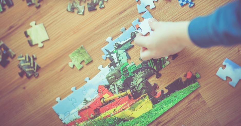 頭を使うパズルやカードゲーム