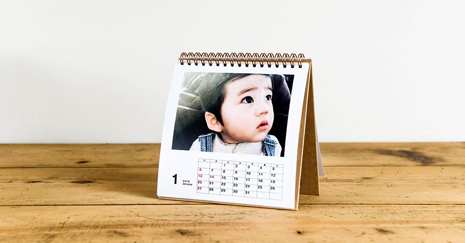 フジフイルムフォトカレンダー『COYOMI』