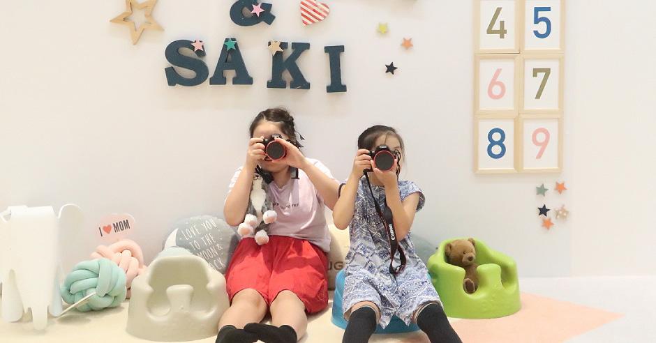オヤコノハナでレンズ作り&撮影体験ワークショップ