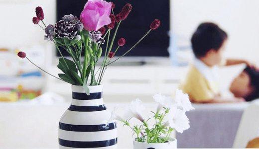 子どもがいてもあきらめない。もう一度始める「花のある暮らし」
