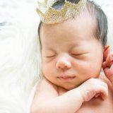 ニューボーンフォト_赤ちゃん
