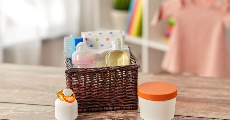 出産前に必要になる赤ちゃん用品