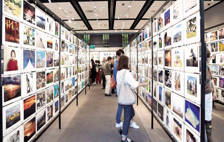 あなたが主役の写真展2021 展示会場